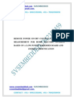 327.REMOTE POWER ON OFF CONTROL AND CURRENT    MEASUREMENT FOR HOME ELECTRIC OUTLETS BASED ON A LOW-POWER EMBEDDED BOARD AND.doc