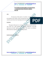 367.MICRCONTROLLER BASED AUTOMATION OF VARIABLE ELECTRONIC SPEED GOVERNER.doc