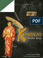 Livro Kunoichi Onna Ninja