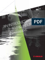 An introduction to P&I insurance for mariners