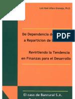 De Dependencia de subsidios a repartición de dividendos(Libro)