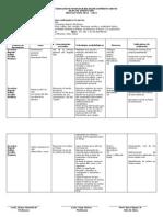 planificación de inducción bachillerato
