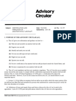 AC 20-27F - Cert & Oper of Amateur-Built AC