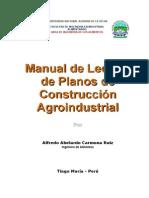 LECTURA DE PLANOS DE CONSTRUCCIÓN Agroindustrial