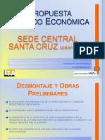 Presentacion LTA - BCP - Santa Cruz