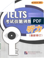 Listening Strategies for the IELTS Test With Answer Key