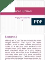 sindrom marfan