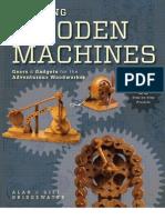 Buildin Wooden Machines