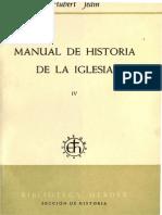 Jedin, Hubert - Manual de Historia de La Iglesia 04-01