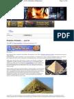 070912 - Teoria da Conspiração - Pirâmides Pirâmides… parte II