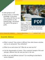 Groupwork on Science