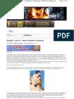 070926 - Teoria da Conspiração - Pirâmides – parte IV – Dilúvio, Pirâmides e Stonehenge