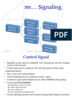 Telecommunication Switching system Signalling.pdf
