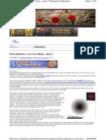 071019 - Teoria da Conspiração - Física Quântica e a Arca da Aliança – parte I