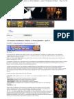 071025 - Teoria da Conspiração - A Constante de Boltzman Chakras e a Física Quântica – parte 2