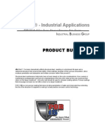 Product Bulletin - Structural Steel