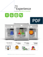 Midshire Business Systems -  CubeX Experience -3D Printing Brochure
