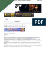 071202 - Teoria da Conspiração - Egrégoras o Segredo do Segredo - parte II