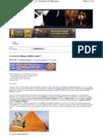 071206 - Teoria da Conspiração - A Arca da Aliança Doktor Jones