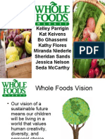 whole foods company analysis +financial analysis:whole foods market, incteam 2 –alex this made me realize i miss doing stock and company analysis back when i was studying as a finance.