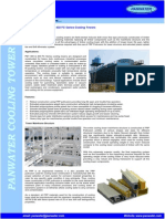 Panwater PET 300 & 400 FC Series Cooling Towers.pdf