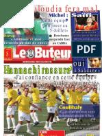 LE BUTEUR PDF du 08/08/2009