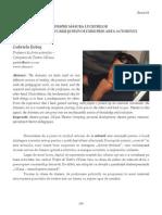30 Ionuţ Popescu şi Gabriela Bobeş - DESPRE MĂSURA LUCRURILOR ÎN PROCESUL EDUCĂRII ŞI DEZVOLTĂRII PRIN ARTA ACTORULUI - C6.pdf