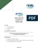 JETSET_Level_5_Listening_SAMPLE.pdf
