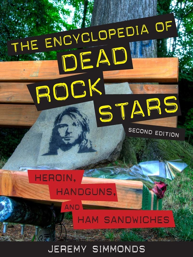 The Encyclopedia of Dead Rock Stars(Gnv64) | Leisure | Entertainment ...
