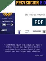 Comunicación 2.0 de la prevención del VIH