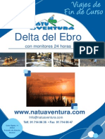 Viajes Fin de Curso Delta Del Ebro 2013