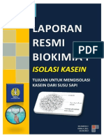Laporan Percobaan Biokimia I ISOLASI KASEIN.pdf