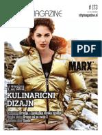 #173 City Magazine - OD 4. DO 18. NOVEMBRA