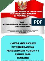 Eksistensi Kominda di Bali.ppt