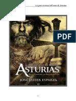 Esparza, Jose Javier - La Gran Aventura Del Reino de Asturias
