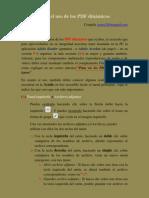 Para el uso de los PDF dinámicos (con añadido)