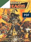 40K - Codex - Chaos 2E