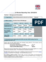 Oxfam's DFID General PPA Year Two Annual Review