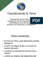 Caracterizando La Tierra