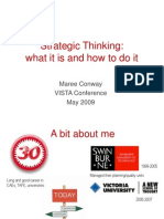 Strategic Thinking what it is and how to do it.ppt