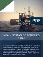 MBA - Gestão em Petróleo e Gás - Grupo Educa+ EAD