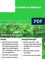 HERBAL DAN REMPAH-REMPAH.pptx