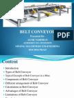 Belt Conveyor by Alok Vardhan