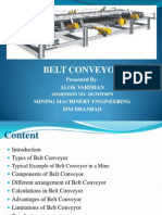 Belt Conveyor by Alok Vardhan