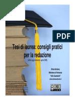 Consiglipratici_redazione_tesi