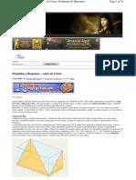 080113 - Teoria da Conspiração - Perguntas e Respostas - Antes de Cristo