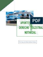 Apuntes Derecho Registral Para Impresion No1 Rev