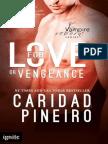 FOR LOVE OR VENGEANCE Vampire Suspense Excerpt