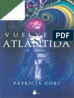 Cori, Patricia - Vuelve la Atlántida