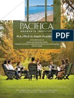 MA PhD Depth Psychology